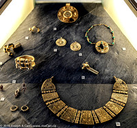 Ancient Greek gold jewellry