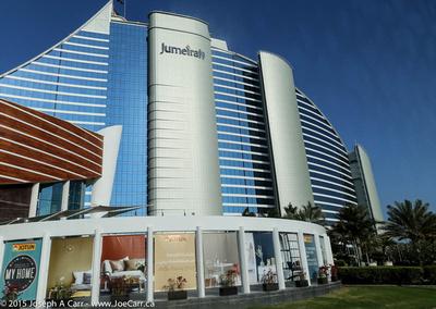 Jumeirah building