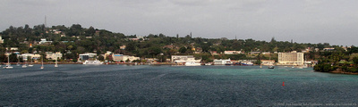 Port Vila Bay - main harbour