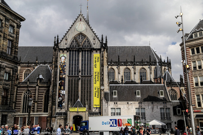 Nieuwe Kerk, the main church in the civic square