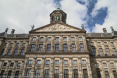 City Hall and Royal Palace