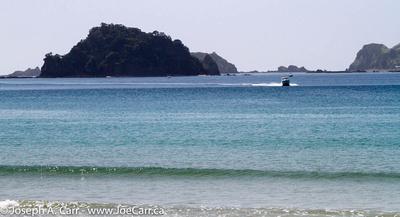 Boats & Cavalli Islands