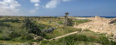 Leptis Magna Harbour