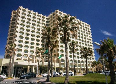 Bab al-Bahar hotel, Tripoli