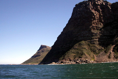Headland by Duiker Island