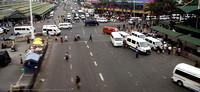 Traffic in Durban