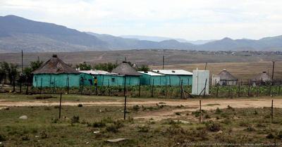 Settlements in Transkei Province
