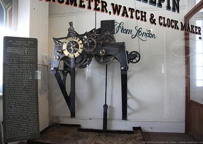 Galpin's turret clock