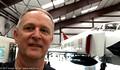 Joe's selfie at the Pima Air Museum
