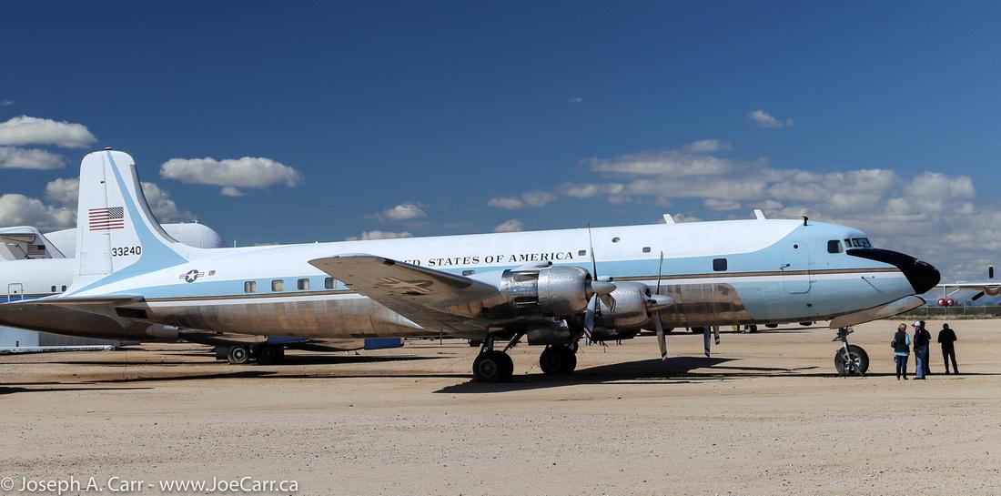Douglas VC-118A
