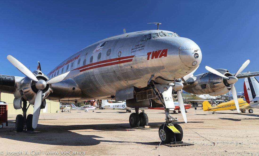 Lockheed L-049 Constellation airliner