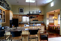 Kitchen and nook