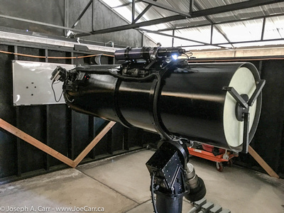 "20"" Newtonian f4.4 imaging astrograph"