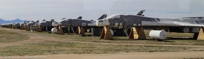 Aircraft in storage