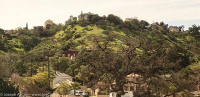 Hilltop homes