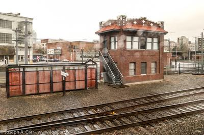 Rail yard control