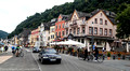 The town of St. Goar