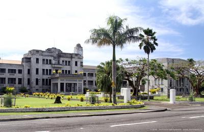 Fijiian Parliament