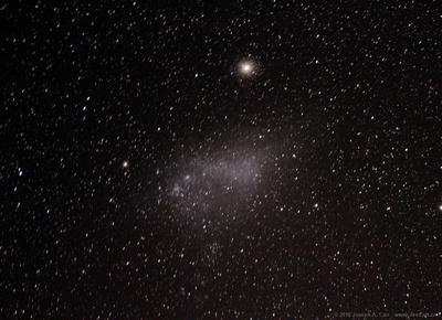 Small Magellanic Cloud & 47 Tucanae