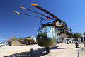 Sikorsky CH-54A heavy lift transport helicopter
