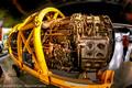 Engine from a SR-71 Blackbird