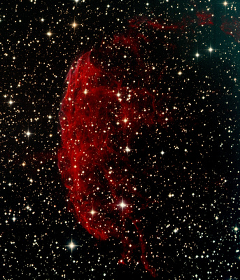IC 443 Jellyfish Nebula