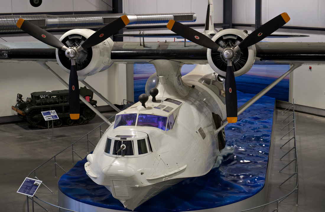 Consolidated Model 28-5AMC Canso A (PBY-5A Catalina)