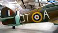 Hawker Hurricane tail markings