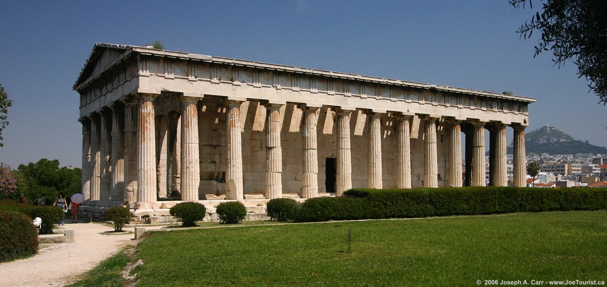Temple of Hepaistos