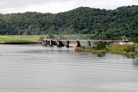 Gatun Lake dam