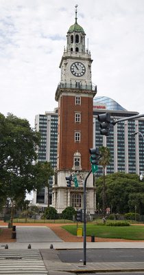 Torre Monumental clock tower