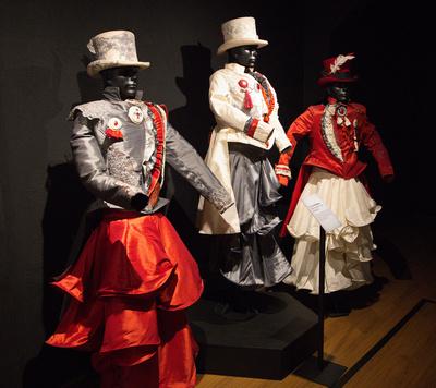 Murgas Los Saltimbanquis 2018 carnaval costumes