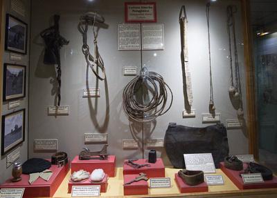 Patagonian Rurual Culture display