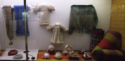 Blankets, carpets, tapestry, scarves