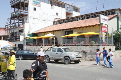 El Mochica restaurant
