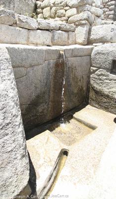 Sacred fountain
