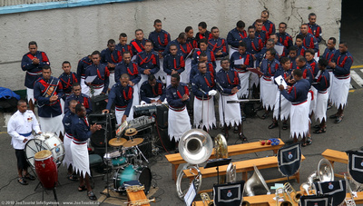 Fiji Police Band - choral