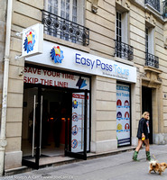Easy Pass Tours office