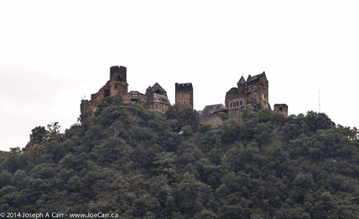 Schonburg castle