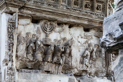 Arch of Titus reliefs