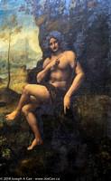 Painting: Saint Jean Baptiste - Bacchus