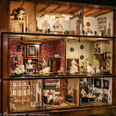 Dolls' house of Petronella Oortman, Anonymous, c. 1686 - c. 1710