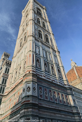 Giotto's bell tower (campanile)