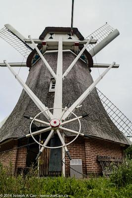 Windmill control