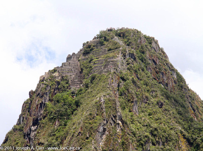Temple of the Moon - Huayna Picchu