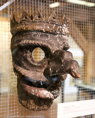 Mask of Shame