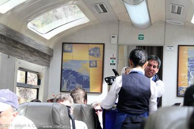 In-coach service