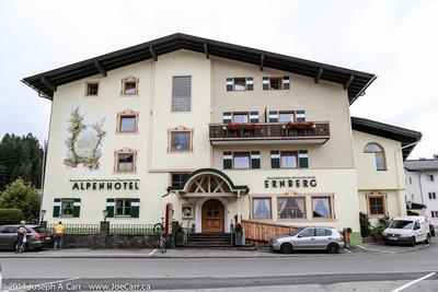Alpenhotel Ernberg