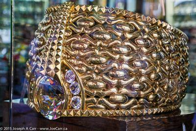 Tajmat Taiba (Star of Taiba) - world's heaviest gold ring
