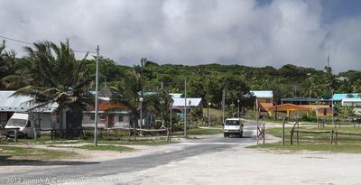Residential area of Luecila